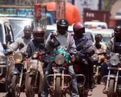 How to Keep safe on boda bodas