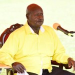 Museveni relaxed