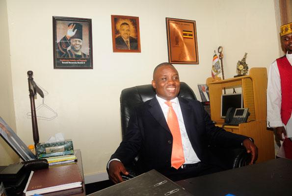 Lukwago in office fresh
