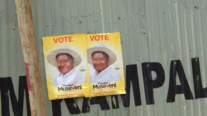 Museveni Posters1