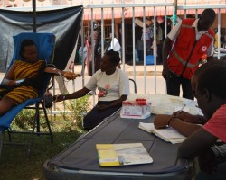Blood Donation Drive For Malaria Patients Kicks Off