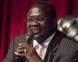 Riek Machar Bounces Back As S.Sudan Vice President