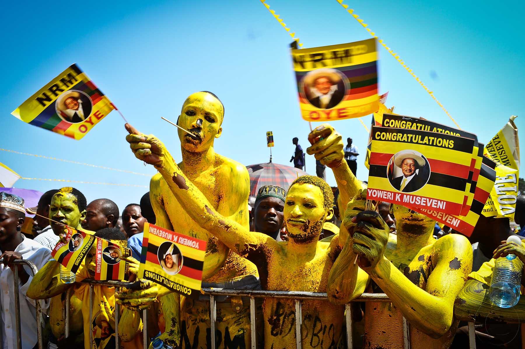 NRM Uganda