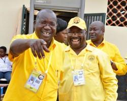 Kadaga for speaker, Oulanya for Deputy – NRM decides