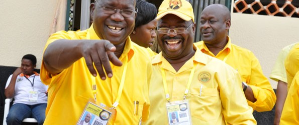 Kadaga for speaker, Oulanya for Deputy – NRM decides