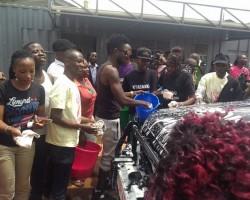 Ugandans Come Together To Save Carol