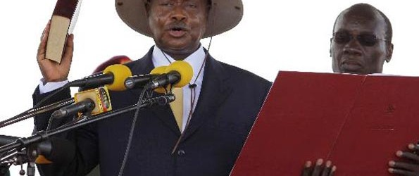 A New Term For President Museveni
