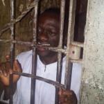 Besigye in jail