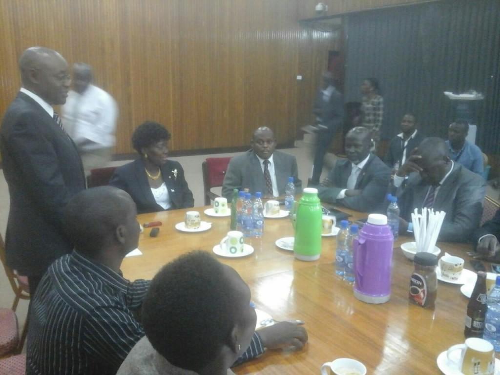 Kadaga speakership west