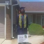 Student thrown out of his graduation for wearing African prin
