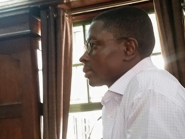Hassan Haruna Luyima one of the convicted
