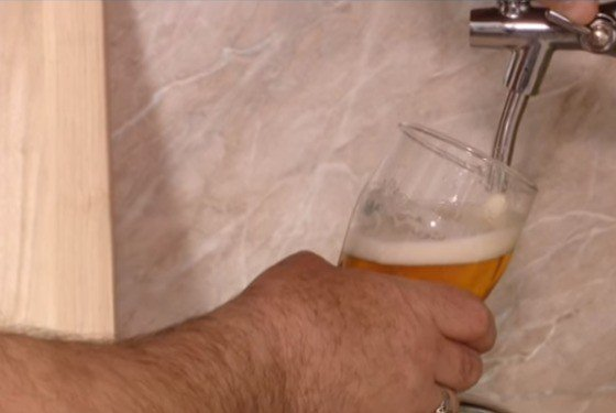 Courtesy Photo: Personal Beer Pipeline