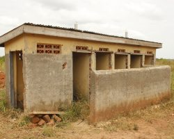 A primary school in Bukomansimbi sends all pupils home for lack of a pit latrine.