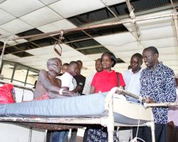 Abim Residents Want Hospital Named After Dr Besigye