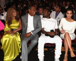 Kanye West Not Happy With Jay-Z And Beyonce