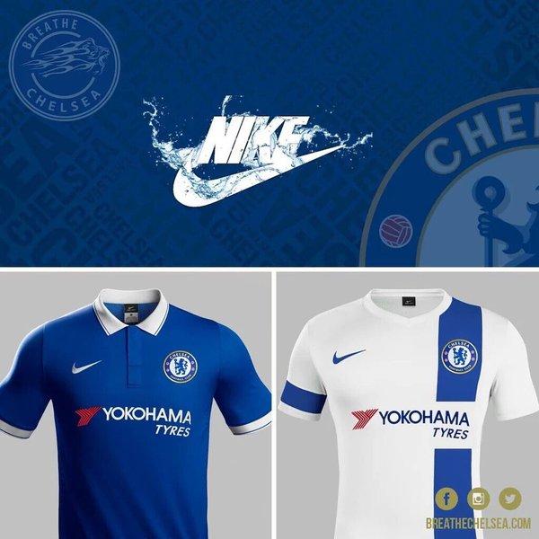 new style b7723 7d1cf Chelsea sign £60m per season kit sponsorship deal with Nike ...