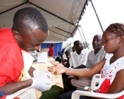 Uganda produces 83,000 new HIV infections annually