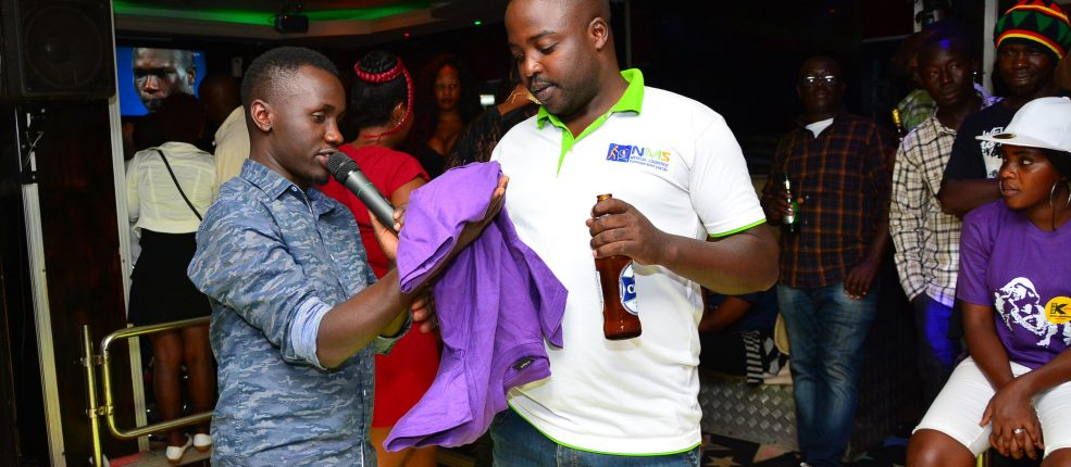 Kfm T-shirt Give Aways #KNIGHT