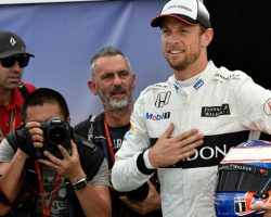 Jenson Button to retire from F1 after Sunday's Abu Dhabi Grand Prix.