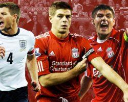 Captain Fantastic Steven Gerrard Retires