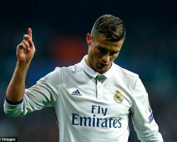 World record £260m bid from Chinese club for Cristiano Ronaldo