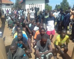 5 of the 11 people convicted for murdering people in Kasese district released