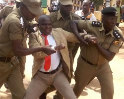 MP Munyaggwa, 9 Others Arrested At MUK