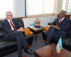 Danish Envoy Decries Slow EAC Integration