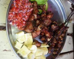 Pork price drops following a swine fever outbreak in Serere
