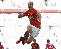 Ibrahimovic could end year as top goal scorer