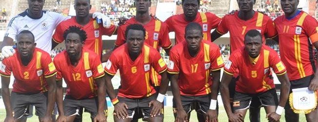Uganda Cranes best in Africa 2016