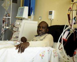 Ugandans to save for Kindey transplant