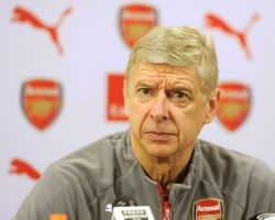Arsene Wenger to miss Chelsea clash after being handed 4game touchline ban for pushing 4th official