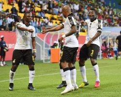 Ayew's penalty gives Ghana opening AFCON win against Uganda Cranes
