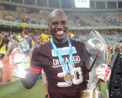 Denis Onyango is CAF African Player of the Year