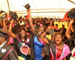 MUK graduation ceremony set with 400 students missing on the list.