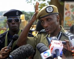 Kayihura has assured security to all foreigners in Uganda