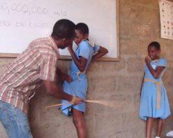 Government has cautioned teachers against punishing children for speaking vernacular.