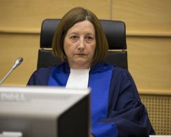 ICC president Judge Silvia Fernandez de Gurmendi expected in the country tomorrow