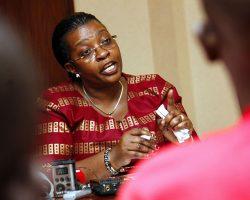 Margaret Nantongo Zziwa wants her EALA seat back