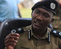 Late Kaweesi masquerader arrested