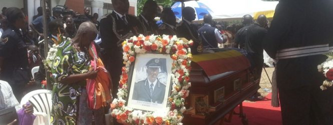 Police warns Kaweesi family against meddling in its investigations