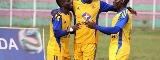 KCCA FC to take on African champions Mamelodi Sundowns tonight