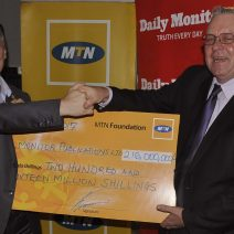MTN Foundation Injects Sh 216m In MPL's NIE