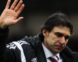 Middlesbrough's manager Aitor Karanka sacked