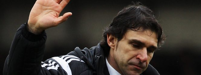 Middlesbrough's manager Aitor Karanka sacked
