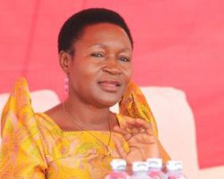 """Rosemary Sseninde """"government is planning to grant aid to over 100 schools"""""""