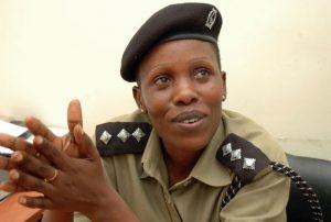 Former Police Spokesperson Judith Nabakooba