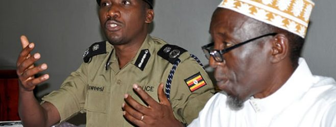 Muslims mourn Kaweesi, ask for operation against illegal guns