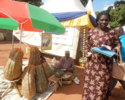 Hundreds Throng Northern Uganda Easter Agribusiness Expo